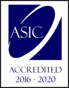 ASIC Accredited