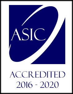 ASIC Accredited 2016 - 2020
